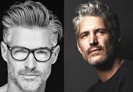 doctor who hairstyles grey hair everything men need to know about going grey