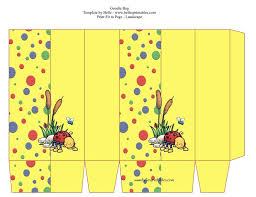 gift bag templates free printable 80 best box templates images on pinterest cartonnage packaging