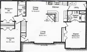 open kitchen and living room floor plans open living space floor plans homes floor plans