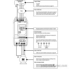 vfd drive wiring diagram vfd starter wiring diagram u2022 edmiracle co