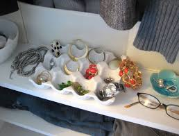 organize stud earrings organize your jewelry and store it in style with a ceramic egg