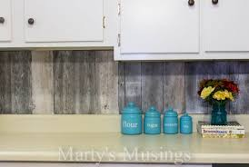 wood backsplash kitchen reclaimed wood kitchen backsplash remodelaholic