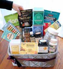healthy gift basket put together the ultimate healthy gift basket with these