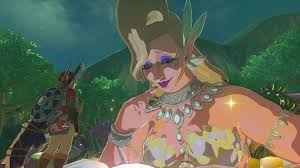 of the to find the great fairy in breath of the