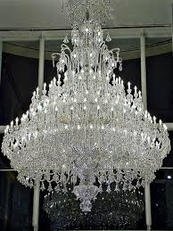 Bacarat Chandelier Baccarat Crystal Chandelier Chandeliers Crystals And Lights
