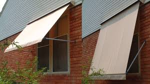 Drop Arm Awnings Pivot Arm Awnings For Greater Air Circulation By Apollo Blinds