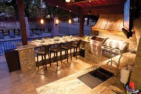 garden design garden design with outdoor kitchen trends