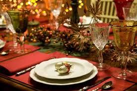 christmas dinner table setting table setting ideas for this christmas alan and heather davis