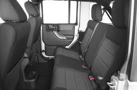 4 Door Jeep Interior New 2018 Jeep Wrangler Jk Unlimited Price Photos Reviews