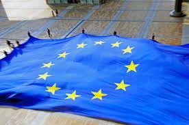 The European Flag Eu Wins 2012 Nobel Peace Prize