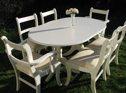 Shabby Chic Dining Table Sets Home Design Ideas Shabby Chic Dining Table And Chairs Project