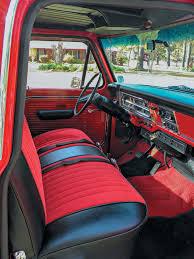 ford ranger interior roger robinson u0027s 1968 ford f100 ranger lmc truck life