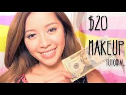 Challenge Tutorial 20 Makeup Challenge Tutorial Great If You Re On A Budget Or