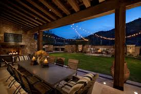 Backyard Covered Patio Ideas Backyard Covered Patios Patio Mediterranean With Backyard Covered