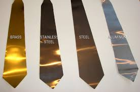 metal neckties are you a silver or a gold person bit rebels