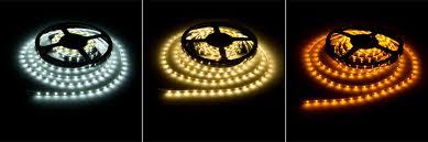 yellow led strip lights led strip lights slim 12v led tape light 155 lumens ft