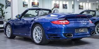 porsche carrera 2010 porsche 911 turbo s 2010 gve luxury vehicles london