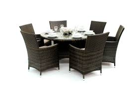 Rattan Garden Furniture How To Throw A White Out Party Rattan Garden Set Rattan Dining
