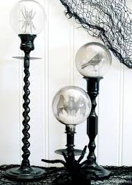 Black And White Ball Decoration Ideas Black And White Halloween Decorations Miss Information