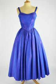 Prom Dresses From The 80s Vintage Dresses All Original At Mela Mela Vintage