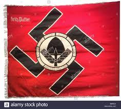 German Flag In Ww2 The Flag Of Germany Third Reich World War Ii 1933 45