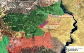 Syria Live Map by Manbij Map Twitter Search