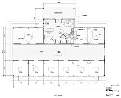 equestrian barn floor plans
