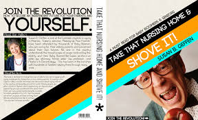 book cover design contests take that nursing home and shove it