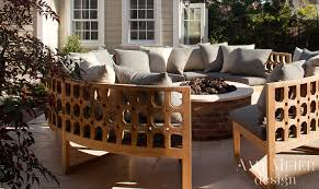 Curved Sofa Set Best Choice Of Curved Outdoor Furniture Concrete Sofa