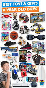 gifts for 11 year boys 2017 buzz