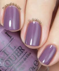 muted purple opi limited edition miss universe 2013 collection swatches