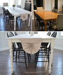Painted Kitchen Tables by Repaint Kitchen Table Kitchen Table Gallery 2017