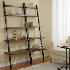 furniture awesome ladder bookcase for bookshelves ideas