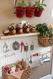 kitchen pegboard ideas 11 genius ways to organize with pegboards pantry organisation
