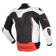 leather motorcycle accessories alpinestars atem leather motorcycle jacket new 2016 ebay