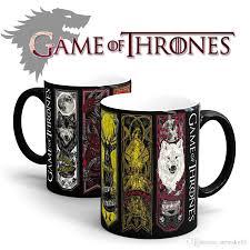 Color Changing Mugs by Game Of Thrones Mugs Tribal Totem Mug Color Changing Magic Mugs
