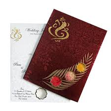 marriage cards hindu marriage cards orient cards events management pvt ltd