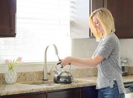 What To Look For In A Kitchen Faucet by How To Install A Kitchen Faucet Zillow Digs