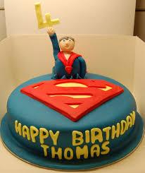 superman cake hours of fun