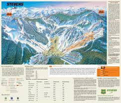 Keystone Colorado Map by 14 Spots To Night Ski In North America Mapped