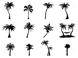 palm tree hammock clipart clipground