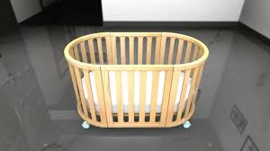 Cocoon Convertible Crib Cocoon Nest Cot