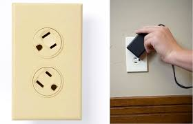 Cool Wall Receptacle 15 Creative Electrical Outlets And Modern Power Sockets