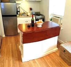 kitchen island with drop leaf breakfast bar kitchen island with folding leaf breakfast bar kitchen island with