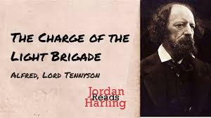 The Blind Side Charge Of The Light Brigade The Charge Of The Light Brigade Alfred Lord Tennyson Poem