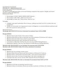 accountant resume sle resume sle of accounting assistant 28 images accountant