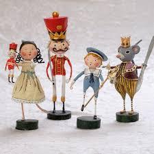 lori mitchell nutcracker ballet figurines paper mache