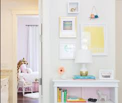 fabulous girls bedroom features kids room art wall by braun adams