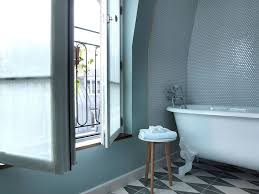 Bedroom Accent Wall With Snazzy Penny Tiles Decoist by 46 Best Bathroom Design Ideas Images On Pinterest Bathroom