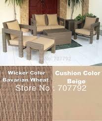buy wicker balcony set and get free shipping on aliexpress com